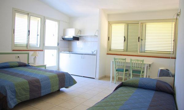 Appartamento Bilocale Porto Azzurro Hotel Due Torri