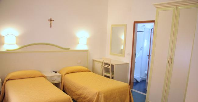 Camera doppia Porto Azzurro Hotel Due Torri
