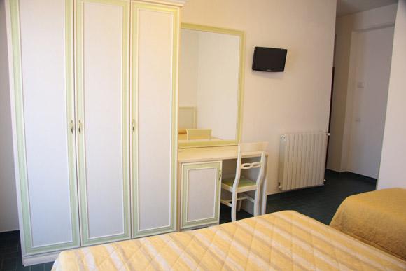 Camera Porto Azzurro Hotel Due Torri