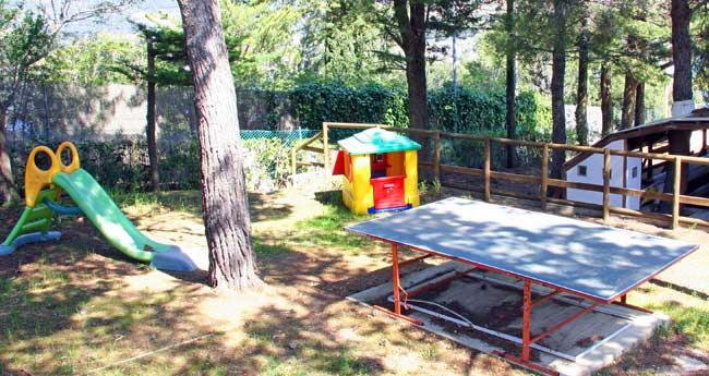 Area giochi Elba Residence