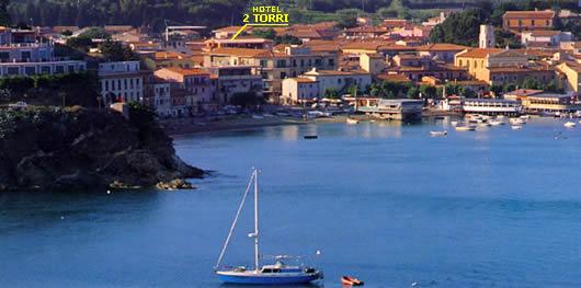 Hotel Elba: Foto hotel Due Torri