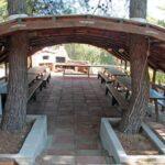 Ampio gazebo e barbecue - Residence Elba a Naregno (Capoliveri - Isola d'Elba)