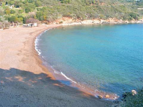 Spiaggia di Barbarossa Porto Azzurro