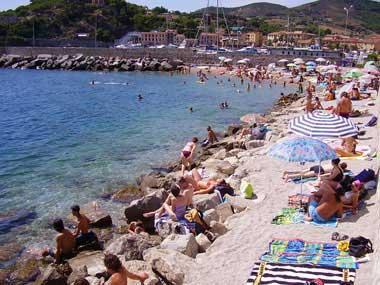 Spiaggia del Moletto Porto Azzurro