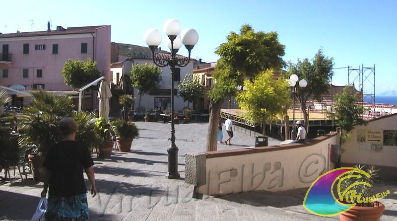 La Piazza di Capoliveri